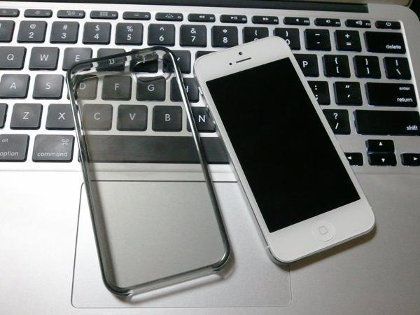 MacBook AirとiPhone5 3