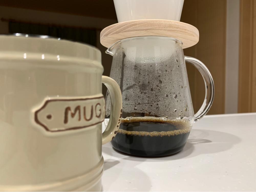 コーヒーとマグカップ