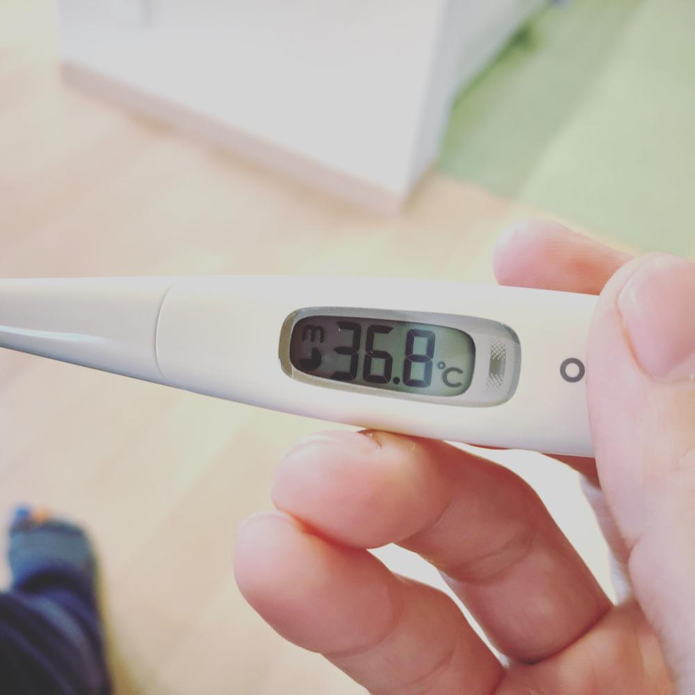体温計 平熱