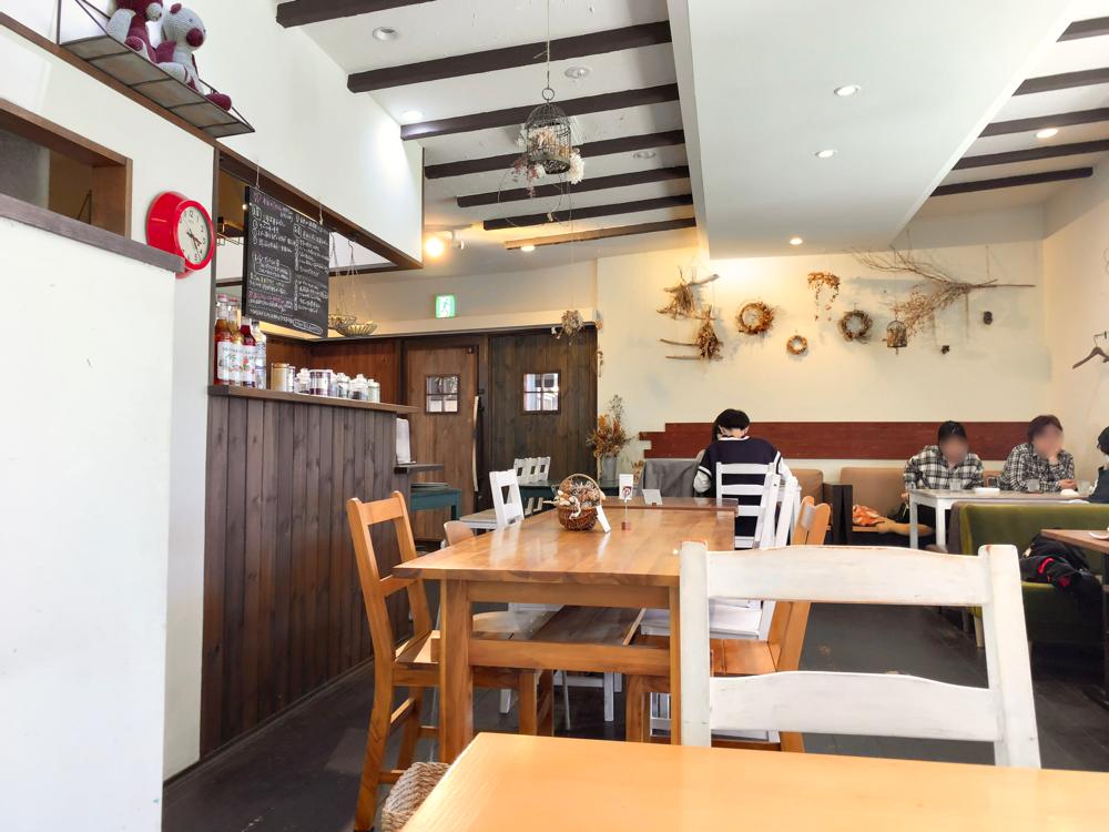 モリカフェ 祝谷店(mori cafe) 自然豊かなロケーションでいただく「選べるランチ」が嬉しい超人気店(愛媛県松山市祝谷)