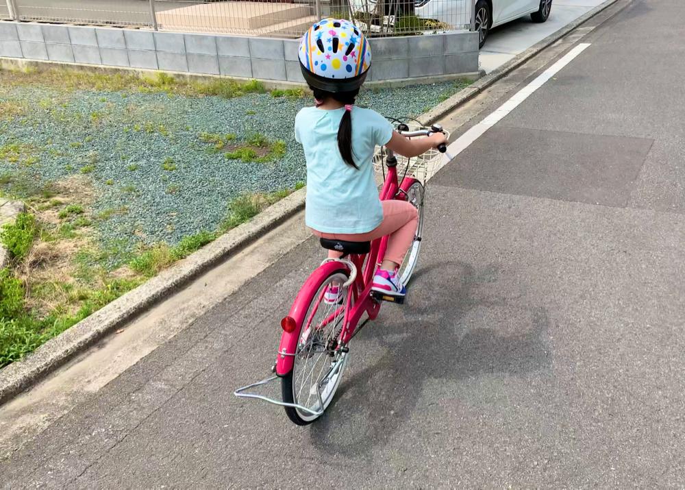 小学校一年生の娘と自転車ツーリングしてみて気づく娘の性格と危険性と親が備えておくべき対策 – 歳月庵