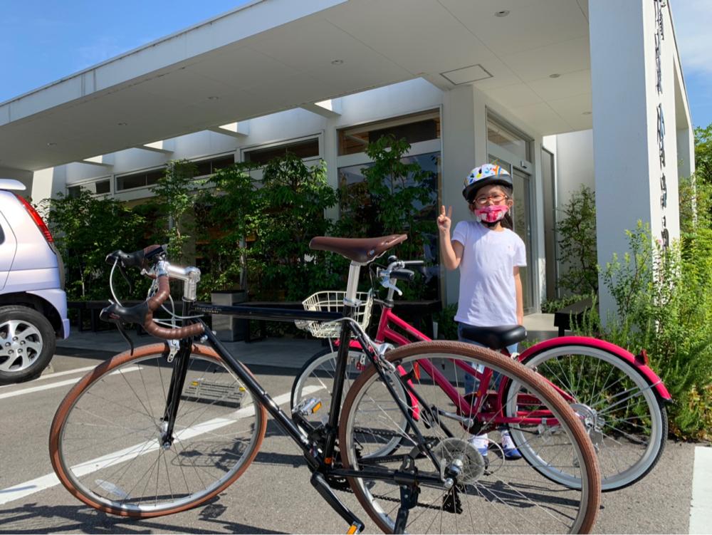 ロードバイクとシティサイクル